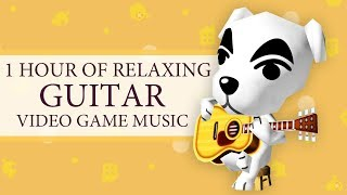 1 Hour of Relaxing Guitar Video Game Music