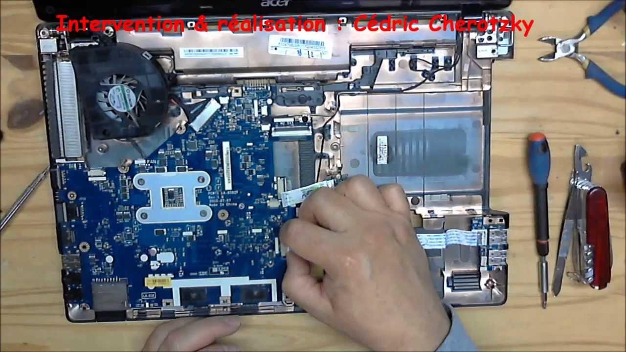 Carte Mere Acer Aspire 5733 Acer Aspire 5733-374g50