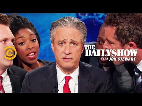 The Daily Show: We Need to Talk About Israel