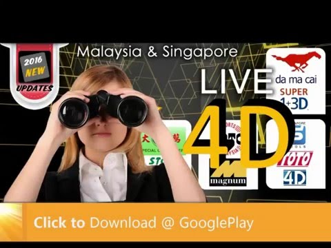 Malaysia-Singapore Live 4D Results