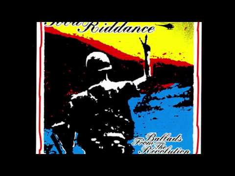 Good Riddance - Holding On