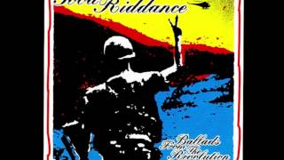 Watch Good Riddance Holding On video
