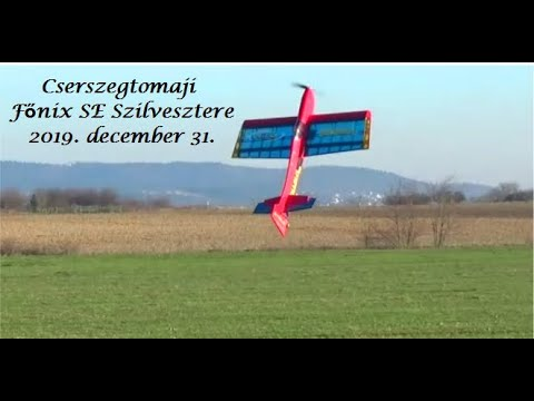 Főnix SE Szilvesztere Cserszegtomajon 2019