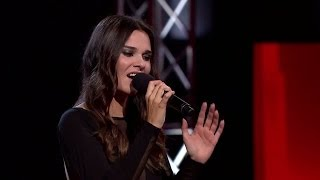 """The Voice of Poland III - Natalia Krakowiak - """"Bleeding Love"""" - Nokaut"""