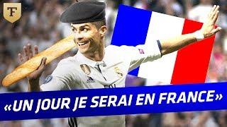 Cristiano Ronaldo : \