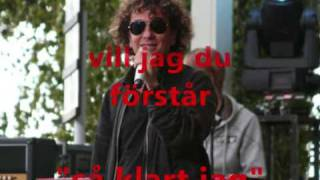 Watch Magnus Uggla Jag Vill video