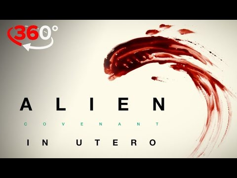 VR 360 Ужасы - Чужой: Завет | Alien: Covenant
