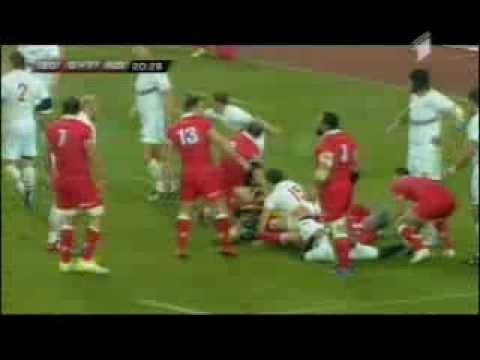 Rugby - ENC (Division 1A) - Georgia-Russia (22-Feb-2014)