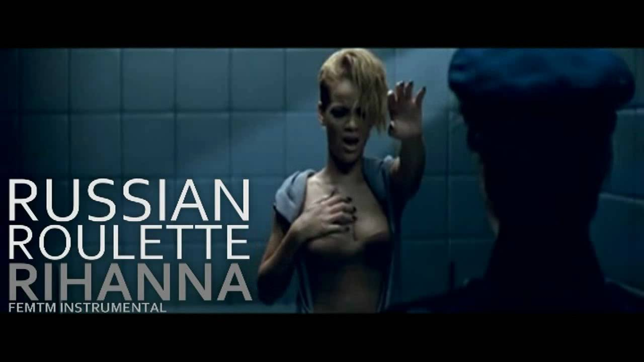 Rihanna russian roulette instrumental download
