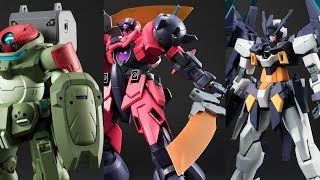 All New Gundam Build Divers' kits and expansion packs!