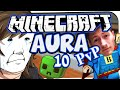 MINECRAFT: AURA PVP SPECIAL ? #10 - CREEPER SPECIAL! ? Let's Play Minecraft