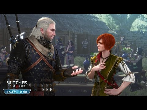 Релизный трейлер The Witcher 3: Wild Hunt: Hearts of Stone