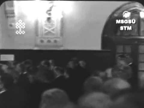 Mustafa Kemal Atatürk'ün TBMM Konuşması - Restorasyonlu Görüntü