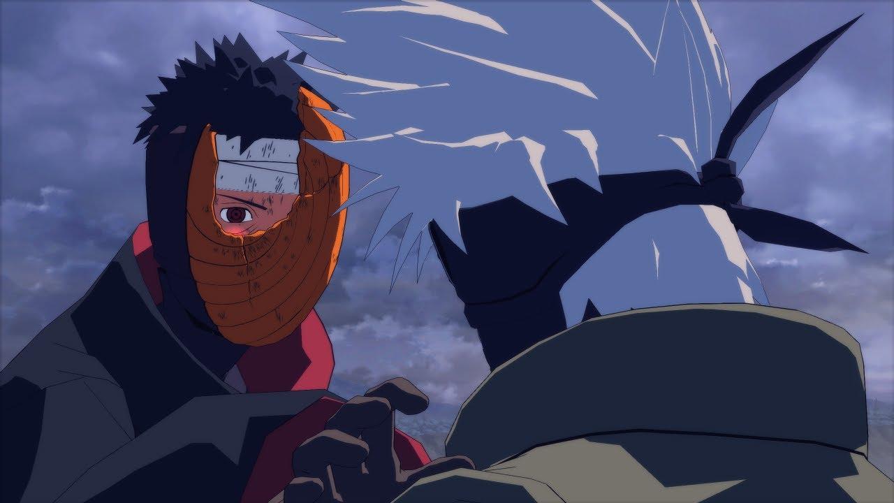 Obito Uchiha Mask Broken Mask~uchiha Obito~naruto