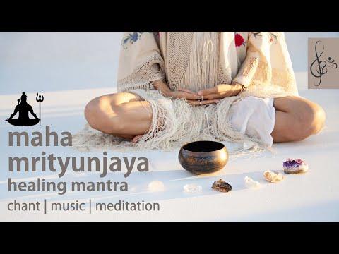 Maha Mrityunjaya Mantra By Virinchi Shakti (om Tryambakam Yajamahe) video