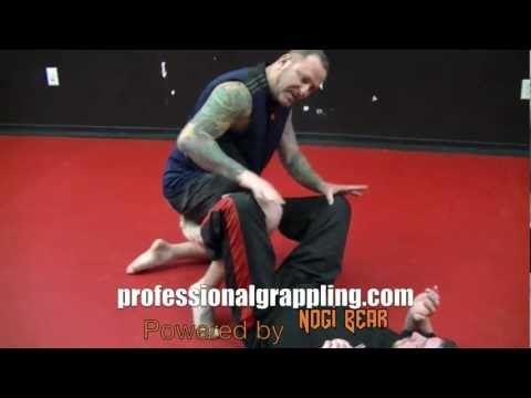 PGL Professional Grappling League - Rolling Knee Bar Guard Pass with Dave Clemmens - Nogibear.com Image 1