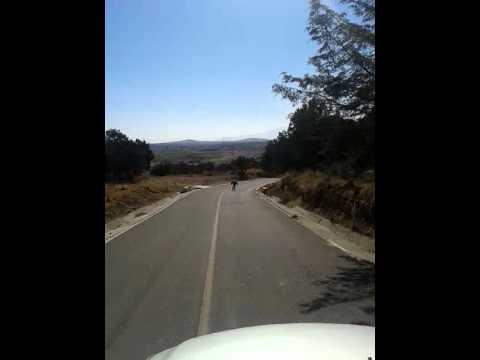 Descenso hueyotlipan Tlaxcala. Las carrosas