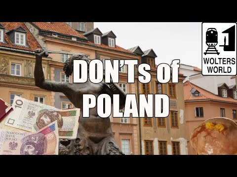 Visit Poland - The DON'Ts of Poland