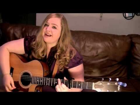 Jesus, Friend Of Sinners - Casting Crowns Cover - Alice Summers video