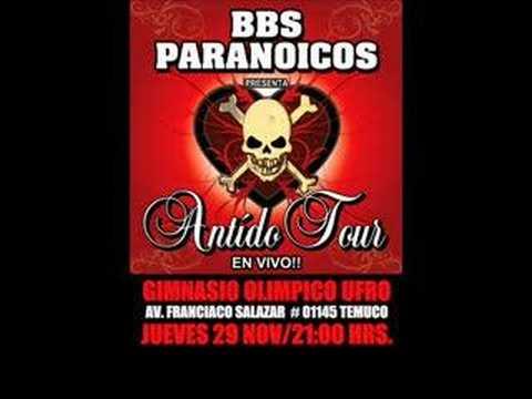 Bbs Paranoicos - La Pobre Mía
