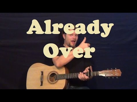 Red Guitar - Already Over