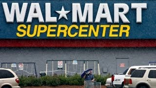 Walmart to Run White House Gun Control Program?