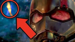 Avengers SOULS OF THE DEAD FOUND?! Ant-Man Wasp Quantum Realm Easter Egg!