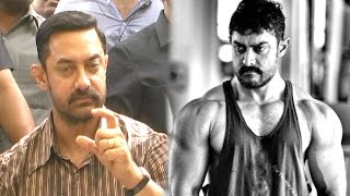 DANGAL - Aamir Khan Body Building Workout Tips, Diet Plan