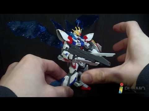 1/144 HGBF Star Build Strike Gundam Plavsky Wing Review