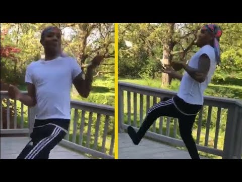 G Herbo Shows He FINALLY Learned The BlocBoy JB Dance!