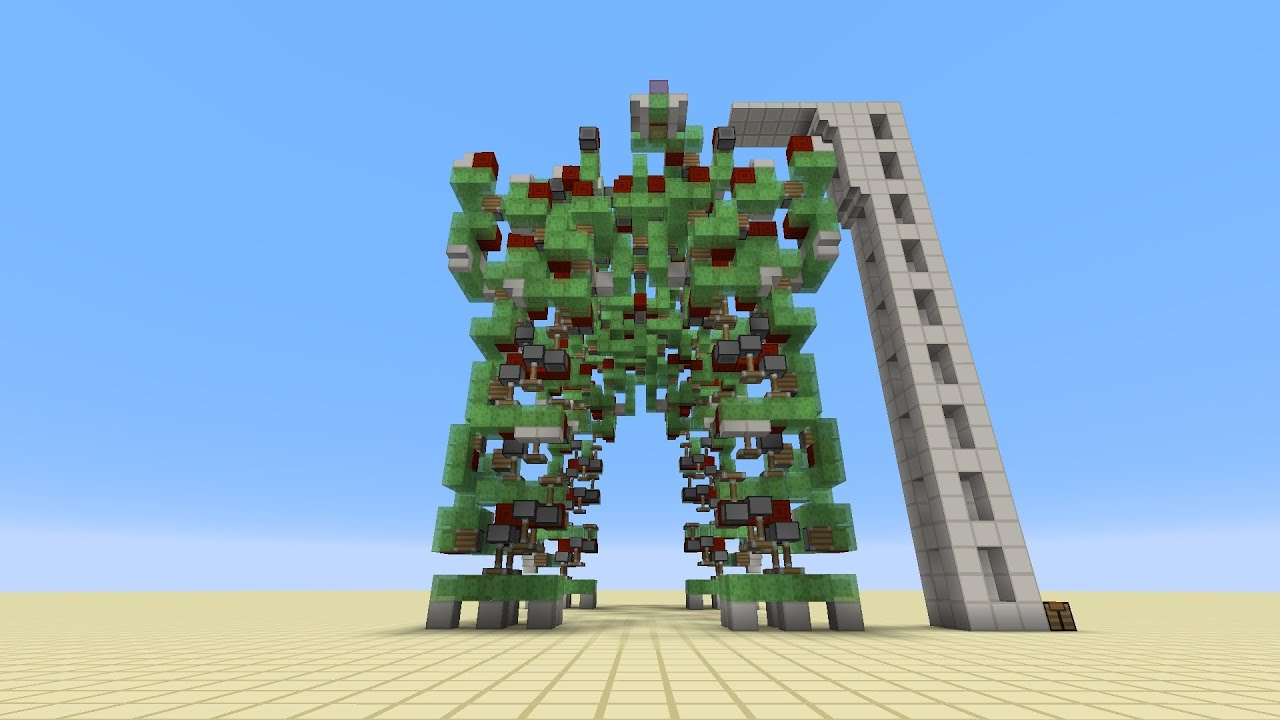 foto How to Make a TNT Cannon in Minecraft