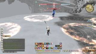Final Fantasy XIV A Realm Reborn Level 50 Dragoon Quest 24:39