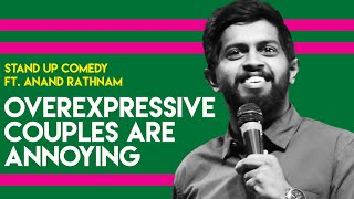 Being Single, Dogs and Football | Stand up comedy by Anand Rathnam