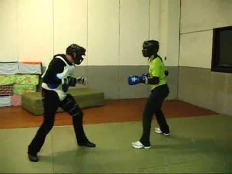 spartan club arezzo real fight training Image 1