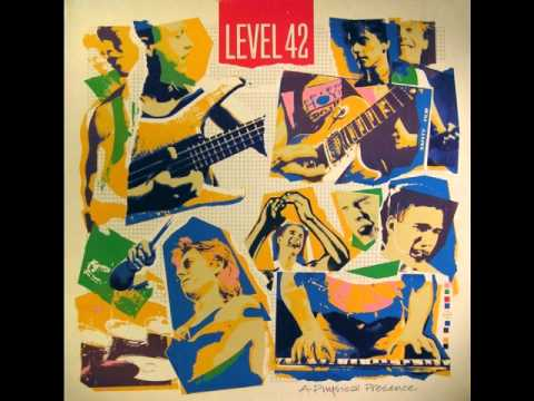 Level 42 - Eyes Waterfalling