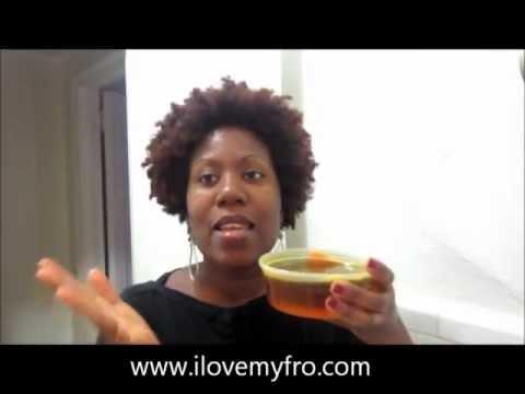 Shea Butter vs. ILoveMyFro Shea Butter Whip