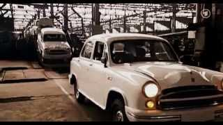 The Hindustan Ambassador Car in India - a german TV broadcast