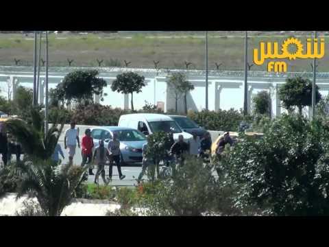 image vidéo مسيرة حاشدة باتجاه سفارة الولايات المتحدة الأمريكية