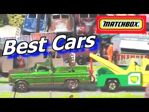 Wrecked Toy Car Junkyard ~Toy Cars Made Good