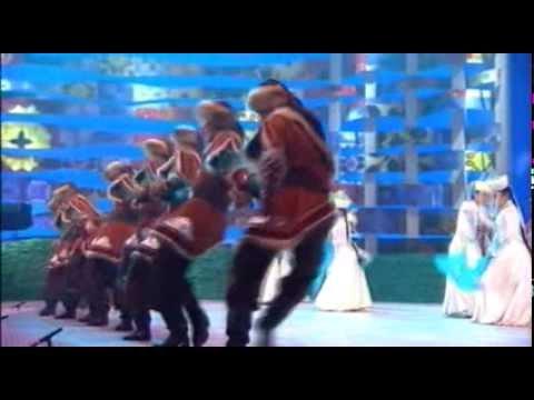 Вся Россия фолк фестиваль. Выпуск 4. Театр Байкал