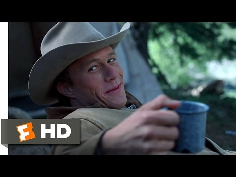 Brokeback Mountain (1 10) Movie Clip - Ennis Opens Up (2005) Hd video