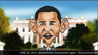 Obama Endorses Basketmouth Uncensored
