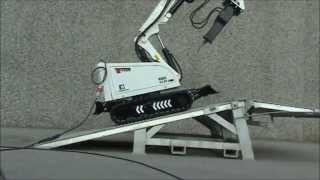Video Demolition Robot RDC