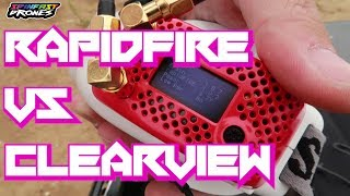 Will Rapidfire survive the Bando - against Clearview?! (ImmersionRC Rapidfire Review)