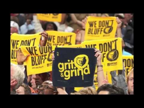 DJ Paul KOM x Drumma Boy &quot;We Don't Bluff (Memphis Grizzlies Theme)&quot;
