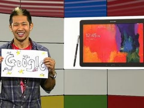 Googlicious - Samsung's first ever 12-inch Ultra HD tablet