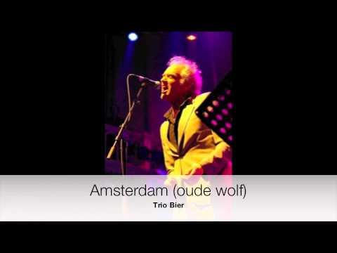 Amsterdam (oude wolf) - Trio Bier