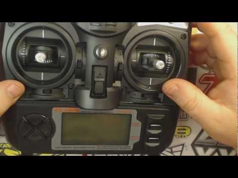 Flysky FS-TH9X (Turnigy 9X) Lipo Mod