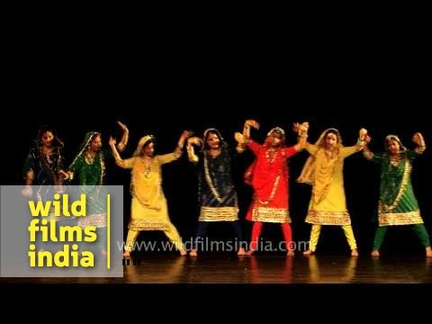 8th International Arts Festival Dance Jammu & Kashmir L 69 1