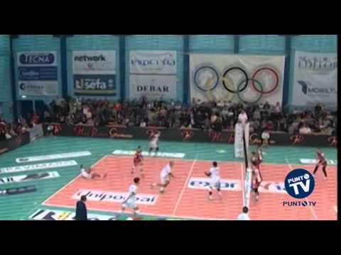 Volley: Exprivia Molfetta al settimo cielo per il primo posto